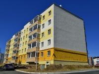 Полевской, Зелёный Бор-2 микрорайон, дом 19. многоквартирный дом