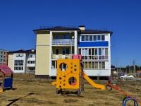 Полевской, Зелёный Бор-2 микрорайон, дом 20. многоквартирный дом