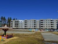 Полевской, Зелёный Бор-2 микрорайон, дом 22. многоквартирный дом