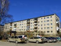 Полевской, Ялунина микрорайон, дом 10. многоквартирный дом