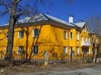Полевской, Сталеваров переулок, дом 1. многоквартирный дом