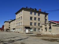 Полевской, Сталеваров переулок, дом 3. больница