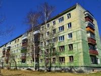 Полевской, улица Бажова, дом 12. многоквартирный дом