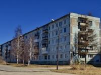 Полевской, улица Бажова, дом 8. многоквартирный дом