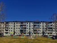 Полевской, улица Бажова, дом 8А. многоквартирный дом