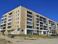 Полевской, улица Бажова, дом 11. многоквартирный дом