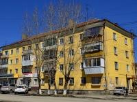 Полевской, улица Карла Маркса, дом 16. многоквартирный дом