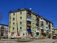 Полевской, улица Челюскинцев, дом 9. многоквартирный дом