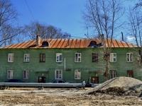 Полевской, улица Челюскинцев, дом 12А. многоквартирный дом