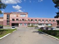 Ревда, улица Кирзавод, дом 4. завод (фабрика) Ревденский кирпичный завод
