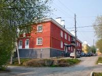 Ревда, улица Азина, дом 70. многоквартирный дом