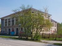 Ревда, улица Чайковского, дом 15. неиспользуемое здание