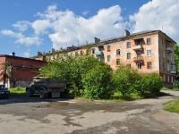 Ревда, улица Чайковского, дом 27. многоквартирный дом
