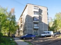 Ревда, улица Спартака, дом 6. многоквартирный дом