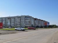 Revda, st Pavel Zykin, house 11. Apartment house