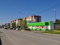 Revda, st Pavel Zykin, house 12. Apartment house