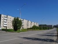 Revda, st Pavel Zykin, house 28. Apartment house