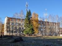 Ревда, улица Спортивная, дом 18. колледж Уральский Экономический колледж