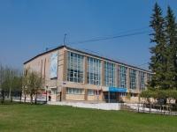 """Ревда, улица Спортивная, дом 4. спортивный комплекс """"Темп"""""""
