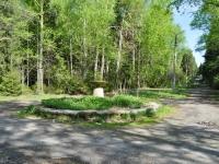 Ревда, улица Спортивная. фонтан У ДК