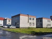 Ревда, улица Энгельса, дом 35 к.1. больница