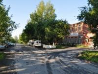 Ревда, Больничный переулок, дом 4. жилищно-комунальная контора