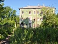 Ревда, Больничный переулок, дом 1. многоквартирный дом