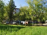 Ревда, улица Российская, дом 28Б. многоквартирный дом