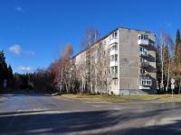 Ревда, улица Российская, дом 10. многоквартирный дом