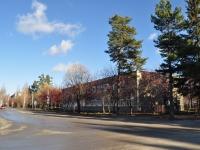 Ревда, улица Российская, дом 12. колледж Ревдинский медицинский колледж