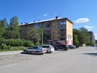 Ревда, улица Олега Кошевого, дом 21. многоквартирный дом