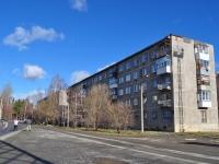Ревда, улица Советских Космонавтов, дом 3. многоквартирный дом