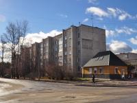 Ревда, улица Советских Космонавтов, дом 8. многоквартирный дом