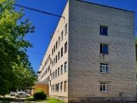 Каменск-Уральский, улица Добролюбова, дом 7. поликлиника №2