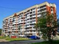 Каменск-Уральский, улица Московская, дом 44. многоквартирный дом