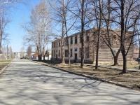 Нижний Тагил, улица Крымская, дом 16. неиспользуемое здание
