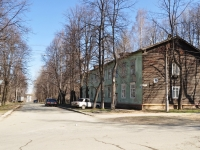 улица Крымская, дом 20. многоквартирный дом