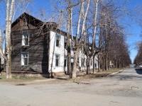 Нижний Тагил, улица Крымская, дом 23. неиспользуемое здание