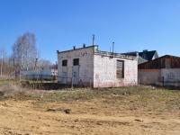 Нижний Тагил, улица Крымская. хозяйственный корпус