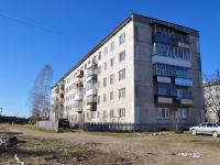 Нижний Тагил, улица Юбилейная (Николо-Павловское), дом 2. многоквартирный дом