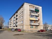 Нижний Тагил, улица Юбилейная (Николо-Павловское), дом 4. многоквартирный дом