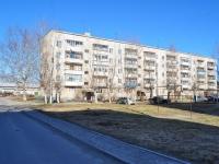 Нижний Тагил, улица Юбилейная (Николо-Павловское), дом 7. многоквартирный дом