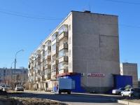 Нижний Тагил, улица Юбилейная (Николо-Павловское), дом 8. многоквартирный дом