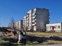 Нижний Тагил, улица Юбилейная (Николо-Павловское), дом 10. многоквартирный дом