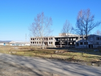 Нижний Тагил, улица Юбилейная (Николо-Павловское). строящееся здание
