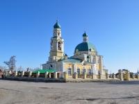 улица 8 Марта (Николо-Павловское), дом 68. церковь Николая Чудотворца