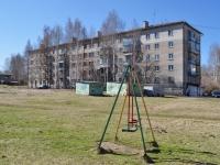 Нижний Тагил, улица Азовская, дом 5. многоквартирный дом
