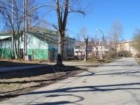 Нижний Тагил, улица Азовская. хозяйственный корпус