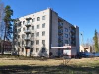 Нижний Тагил, улица Гагарина, дом 19. общежитие №2, Нижнетагильского института испытания металлов