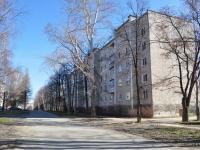 Nizhny Tagil, st Kaspiyskaya, house 24. Apartment house